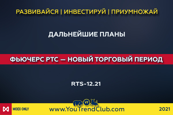 Фьючерс РТС. RTS-12.21