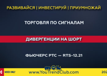 Фьючерс РТС (RTS-12.21)